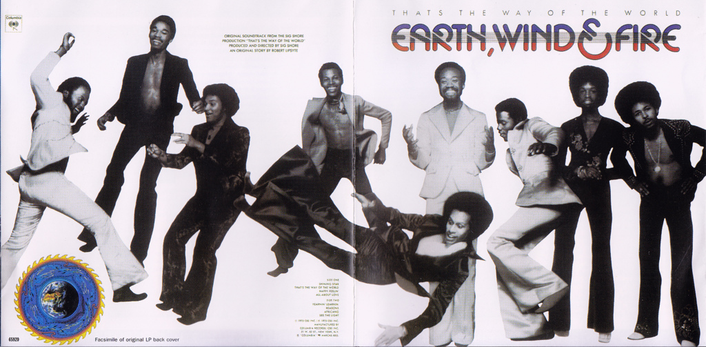 Party Songs – Earth, Wind & Fire – September
